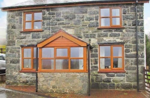 Big Cottages - Wonderful Bala Twrch S6029