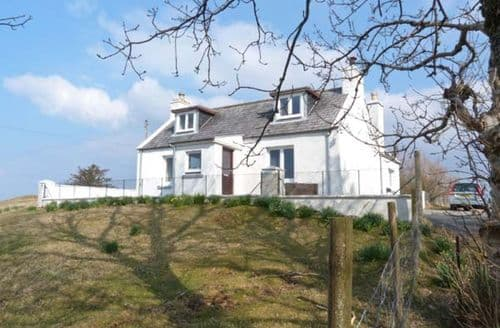 Big Cottages - Exquisite Isle Of Skye Rental S6089
