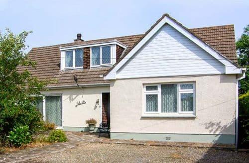 Big Cottages - Tasteful Amroth Cottage S9449