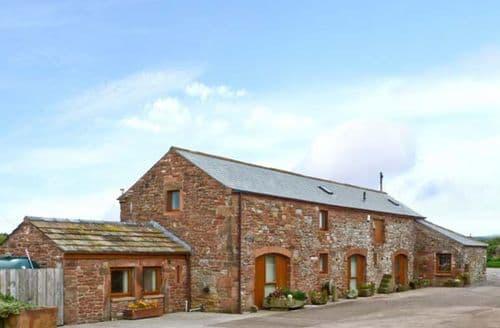 Last Minute Cottages - Luxury Wigton Cottage S4368