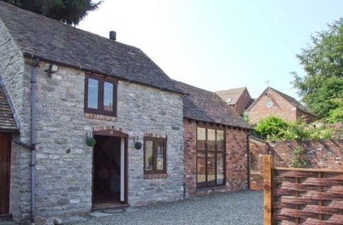 Last Minute Cottages - Attractive Much Wenlock Cottage S6827