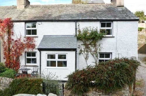 Last Minute Cottages - Stunning Grange Over Sands Row S4401