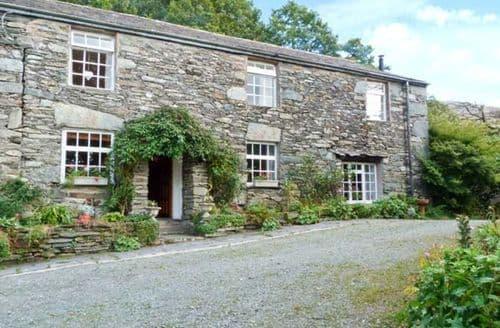 Big Cottages - Quaint Broughton In Furness Cottage S4403