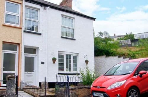 Big Cottages - Attractive Ferryside Cottage S6325