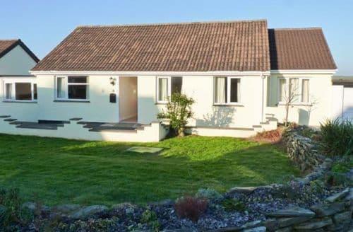 Last Minute Cottages - Beautiful Crackington Haven Rental S13018
