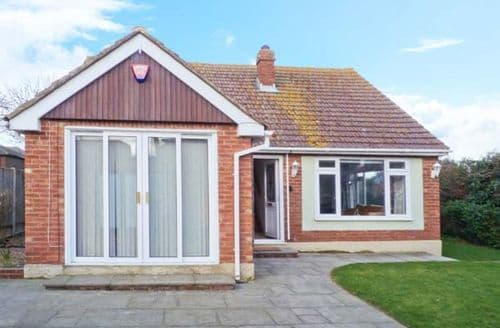 Big Cottages - Lovely Broadstairs Rental S4435