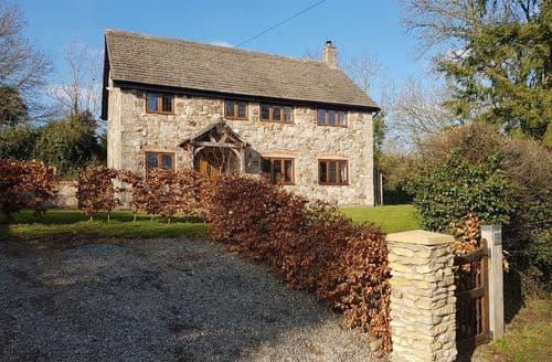 Last Minute Cottages - Inviting Bishops Castle Retreat S2844