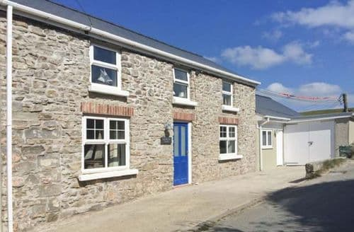 Last Minute Cottages - Tasteful Nolton Haven Cottage S9269