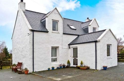 Big Cottages - Inviting Portree Rental S6374