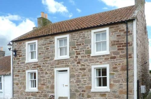 Big Cottages - Delightful Anstruther Cottage S6625