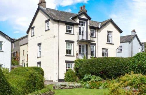 Last Minute Cottages - Charming Flookburgh Cottage S9306