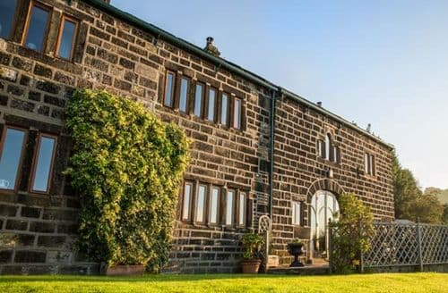 Big Cottages - Excellent Hebden Bridge Cottage S37702