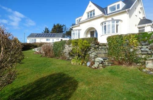 Last Minute Cottages - Gorgeous Harlech Hoel S6457