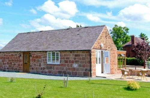 Last Minute Cottages - Superb Shrewsbury Cottage S2938