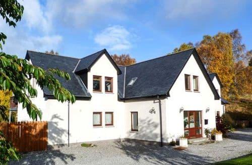 Last Minute Cottages - Splendid Newtonmore Rental S13169