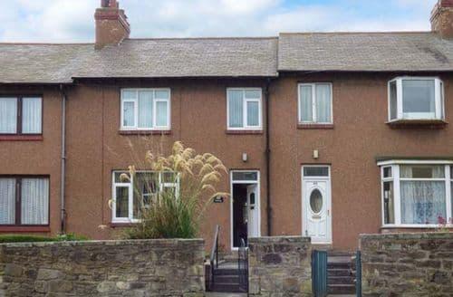 Big Cottages - Beautiful Amble Cottage S6888