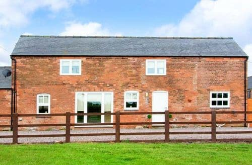 Last Minute Cottages - Exquisite Market Drayton Cottage S6610