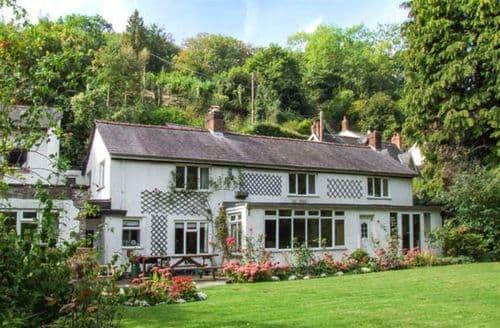 Big Cottages - Cosy Symonds Yat Cottage S12560
