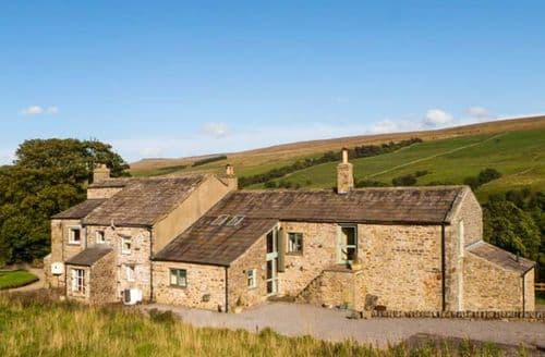 Big Cottages - Wonderful Horsehouse Cottage S6848