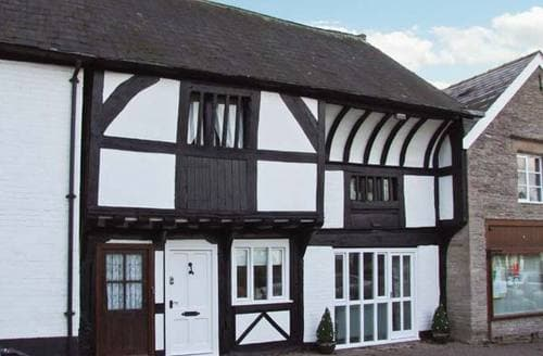 Last Minute Cottages - Excellent Hereford Truss S2684