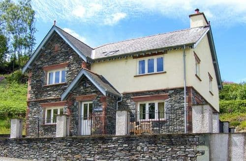 Last Minute Cottages - Cunsey Lodge