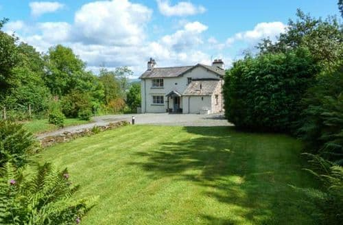 Last Minute Cottages - Luxury Cunsey Cottage S9353