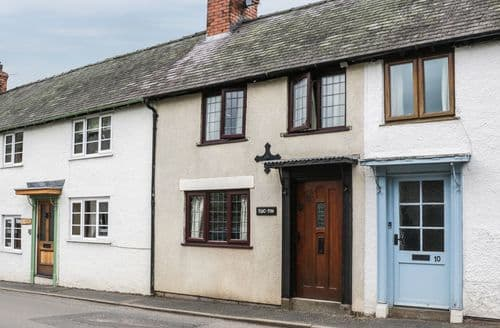 Last Minute Cottages - Inviting Clun Cottage S37977