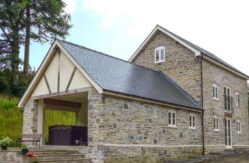 Big Cottages - Attractive Llandrindod Wells Cottage S60544