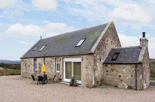 Big Cottages - Excellent Forsinard Cottage S11662