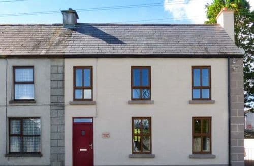 Big Cottages - Inviting Ballymote Rental S13122