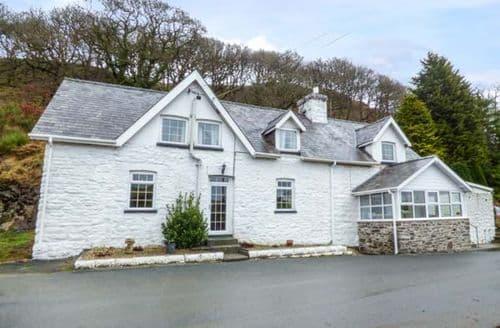 Big Cottages - Wonderful Builth Wells Cottage S40975