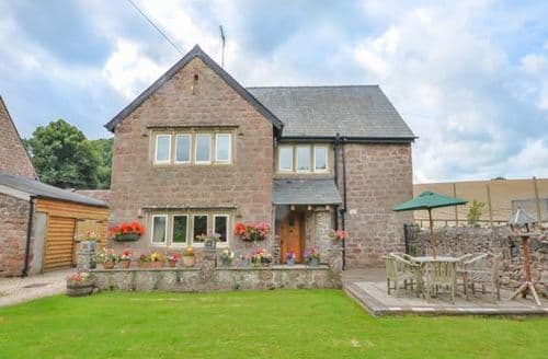 Big Cottages - Excellent Whitchurch Cottage S44187
