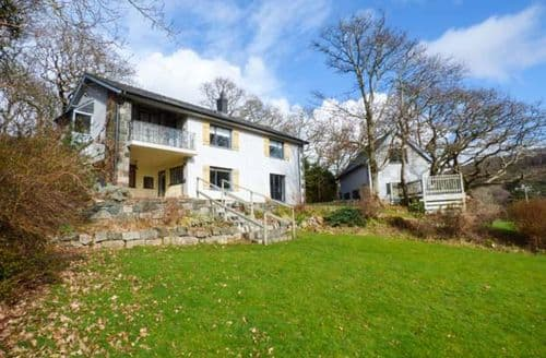 Big Cottages - Adorable Barmouth Rental S25322