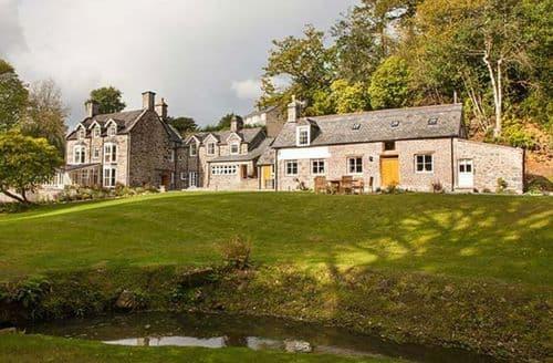Big Cottages - Luxury Llanelltyd Rental S13512