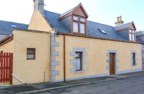 Big Cottages - Delightful Portknockie Cottage S38620