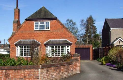 Last Minute Cottages - Inviting Ludlow Rental S26038