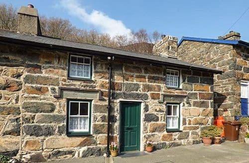 Big Cottages - Wonderful Beddgelert Cottage S37593