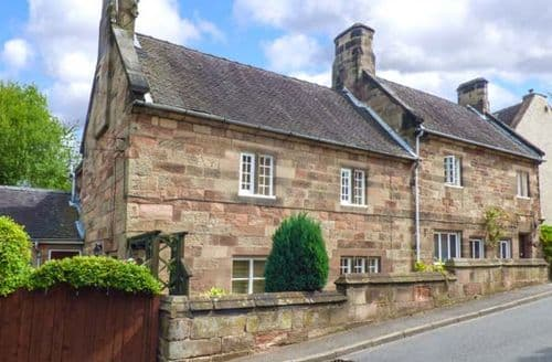 Big Cottages - Exquisite Alton Lodge S39669