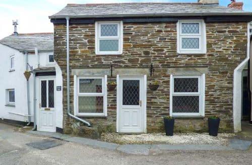 Last Minute Cottages - Adorable Delabole Rental S26679