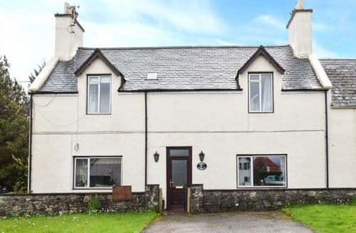 Big Cottages - Superb Isle Of Skye Cottage S27052