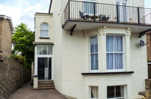 Big Cottages - Captivating Ramsgate Apartment S37143
