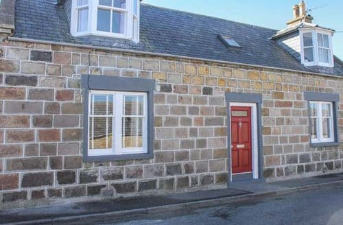 Big Cottages - Superb Cullen Cottage S46216