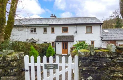 Last Minute Cottages - Attractive Crosthwaite Cottage S44675