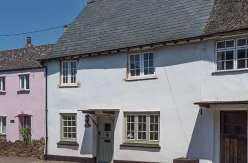 Big Cottages - Stunning Carhampton Cottage S39438