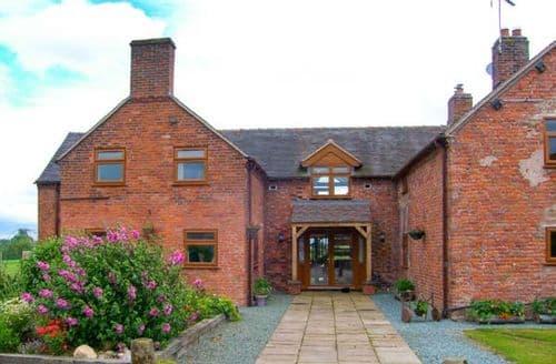 Last Minute Cottages - Superb Audley Brow Cottage S37865