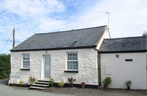 Big Cottages - Superb St. Ishmael's Cottage S33811