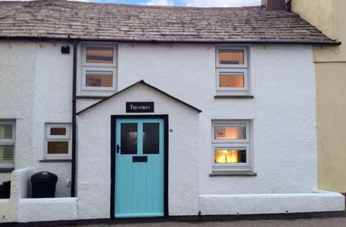 Last Minute Cottages - Captivating Delabole Cottage S37694