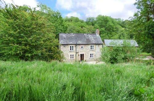 Big Cottages - Excellent Bleddfa Cottage S39663