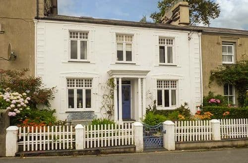 Big Cottages - Captivating Porthmadog Cottage S37504