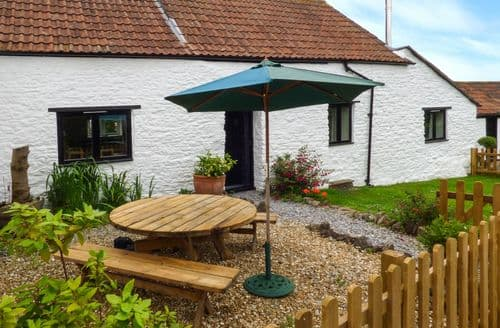 Last Minute Cottages - Delightful Winscombe Cottage S37831